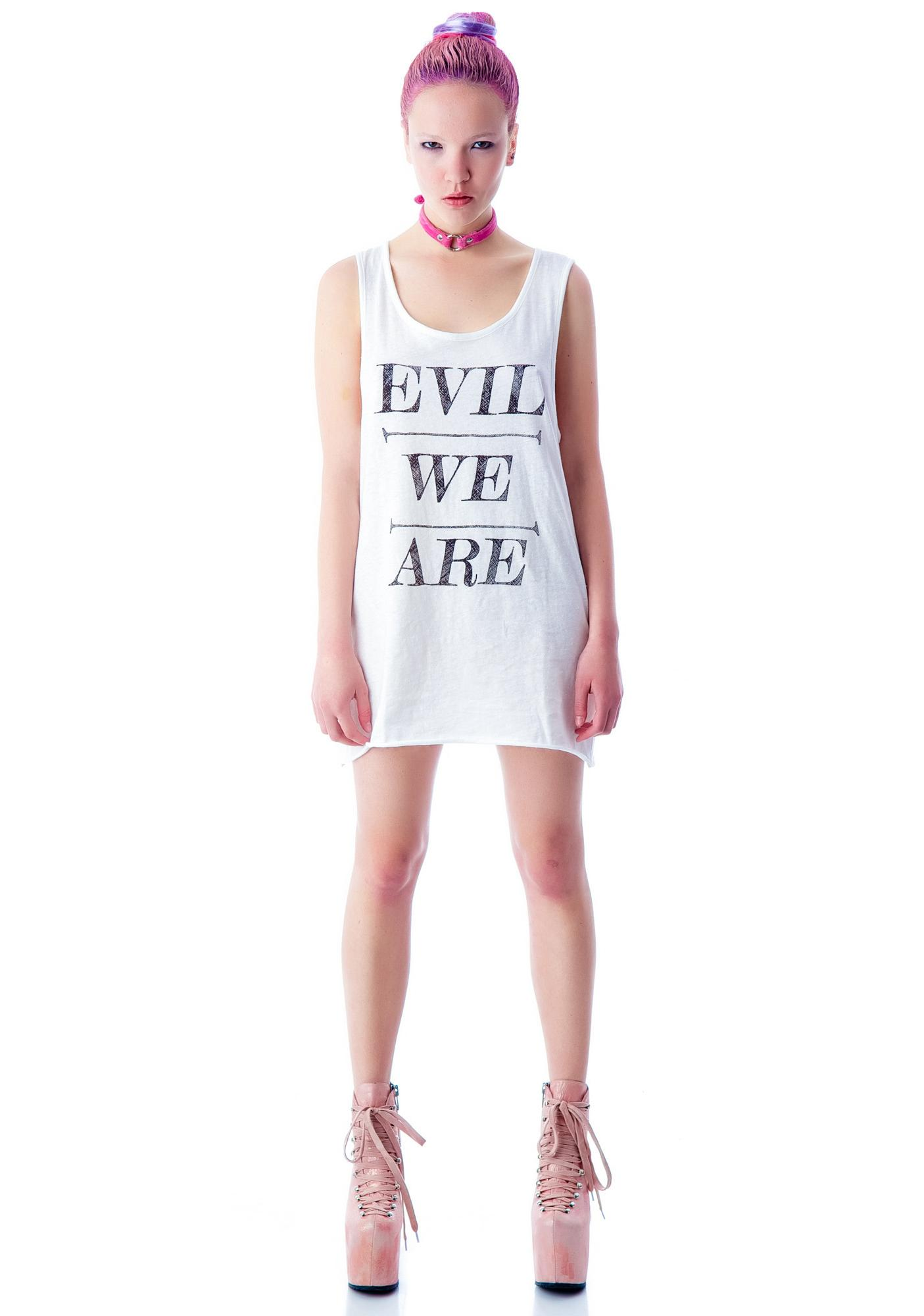 Evil Twin Evil Army Oversized Tank
