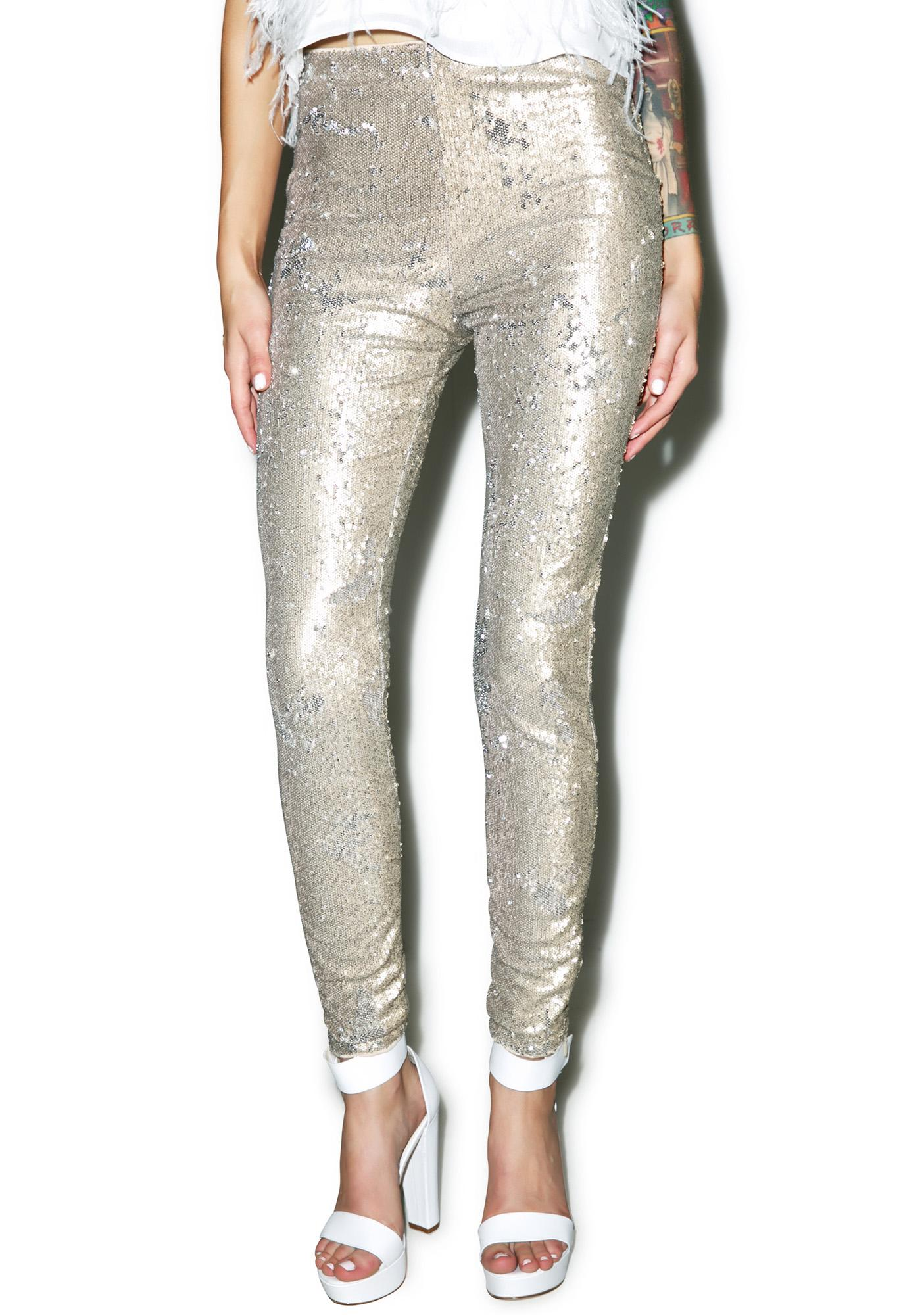 Lita Sequin Leggings