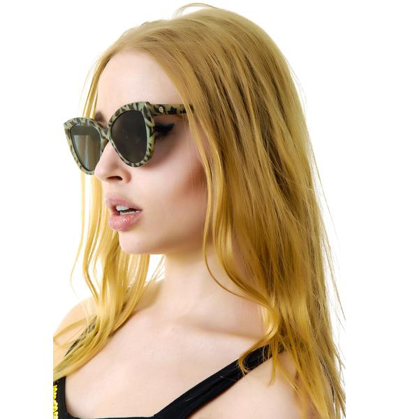 Cheap Monday Point Sunglasses