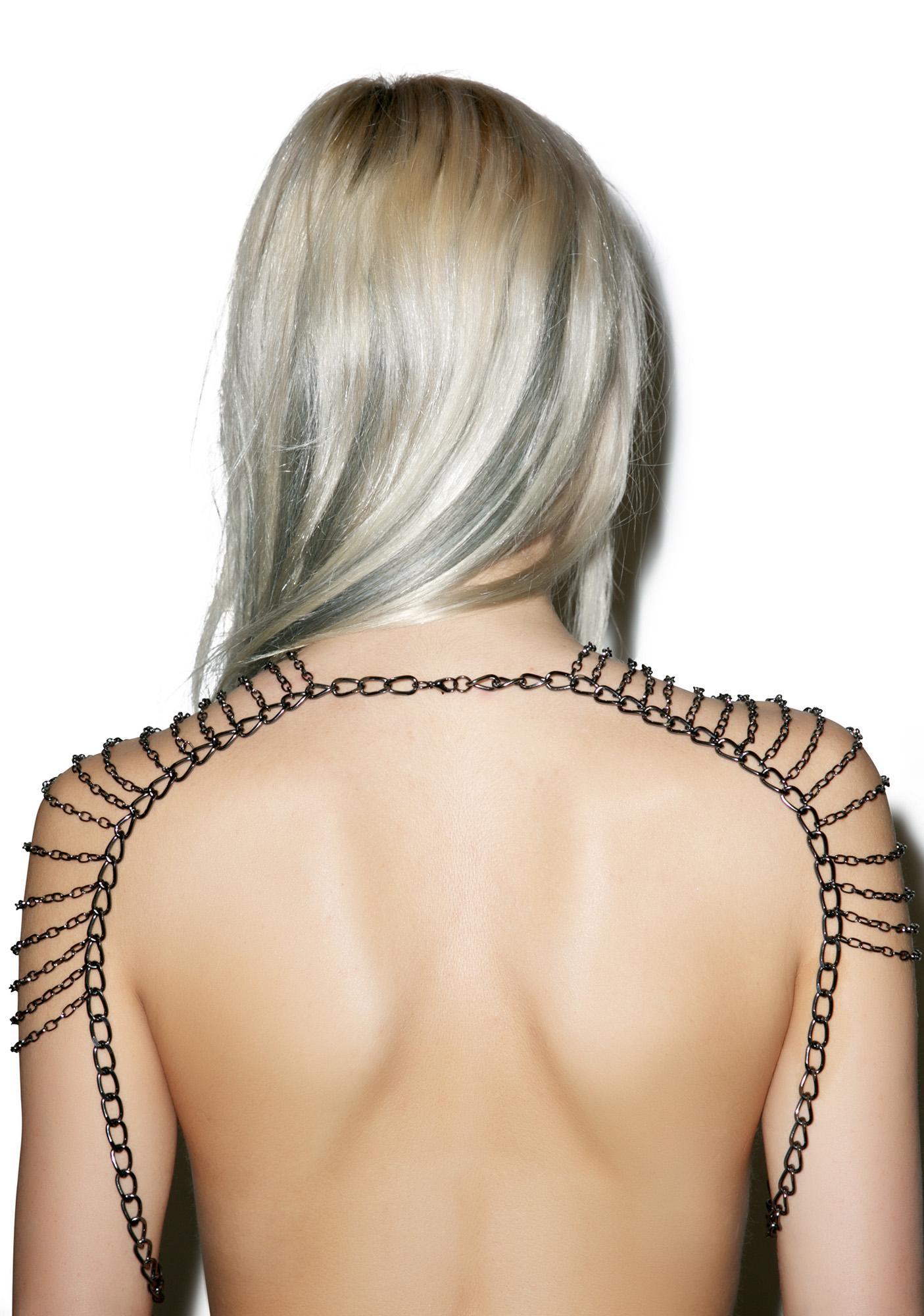 Nehellenia Body Chain