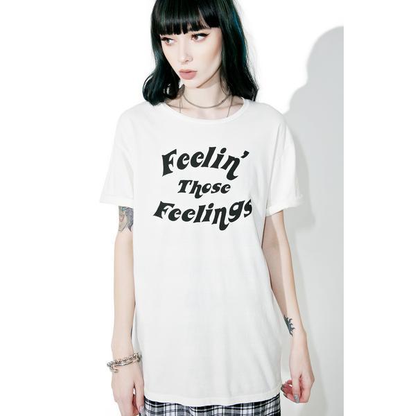 Hips and Hair Feelings Tee