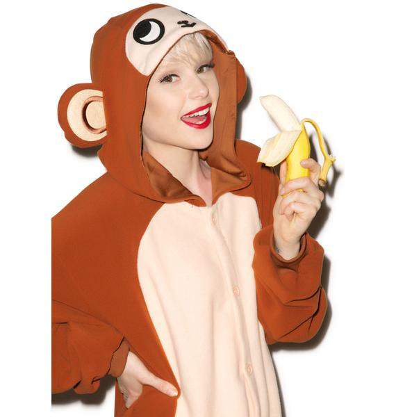 Sazac Monkey Kigurumi