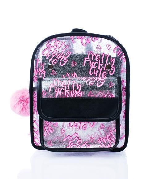 Pretty Cute Backpack