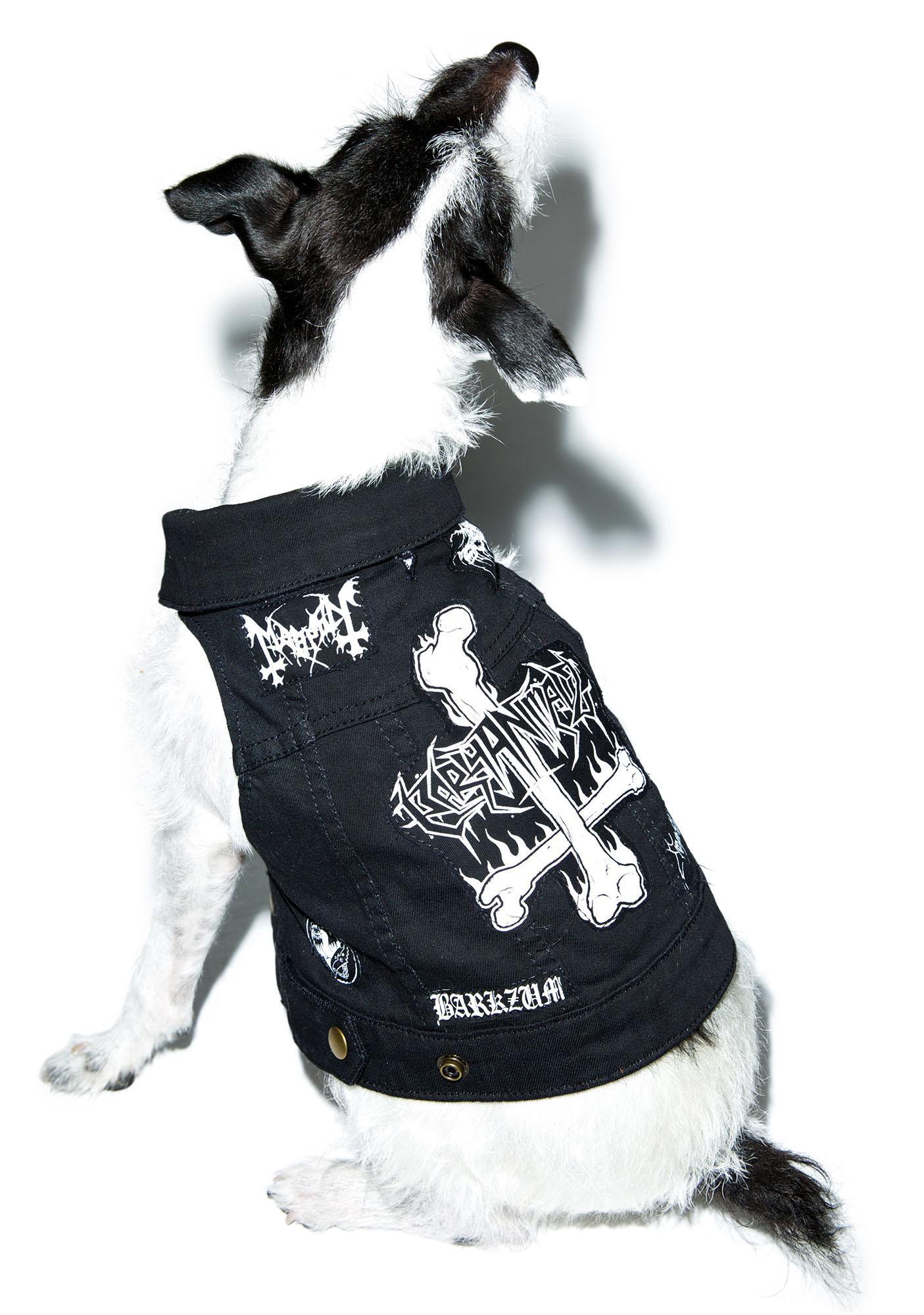 Party Animalz Patchez Dog Vest