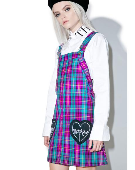 Kindergarden Suspender Dress