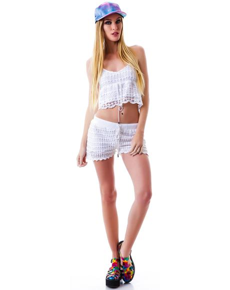 Cotton Fields Shorts