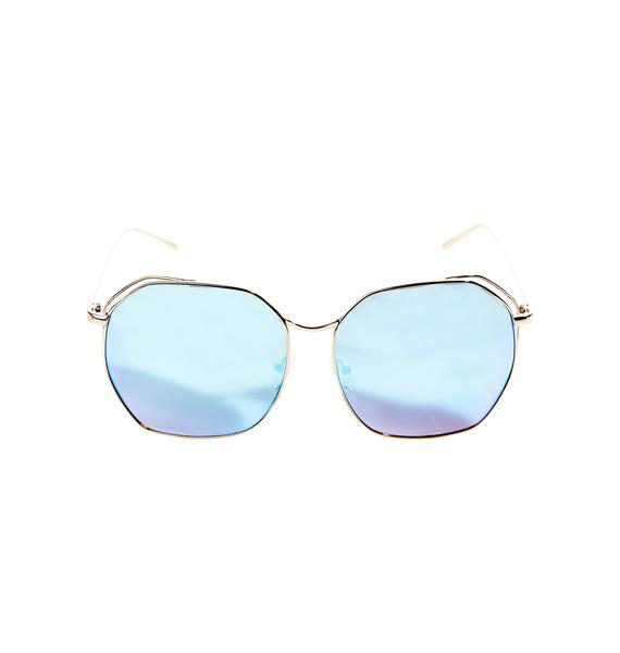 Quay Eyeware Bae Sunglasses
