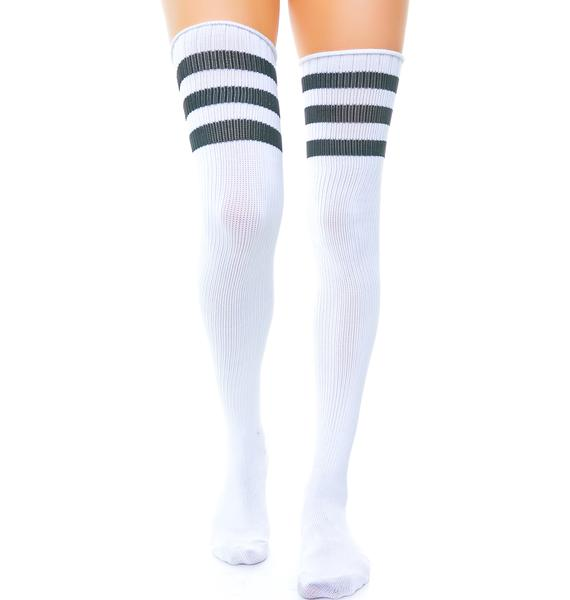 Scoring Big Athletic Thigh Highs