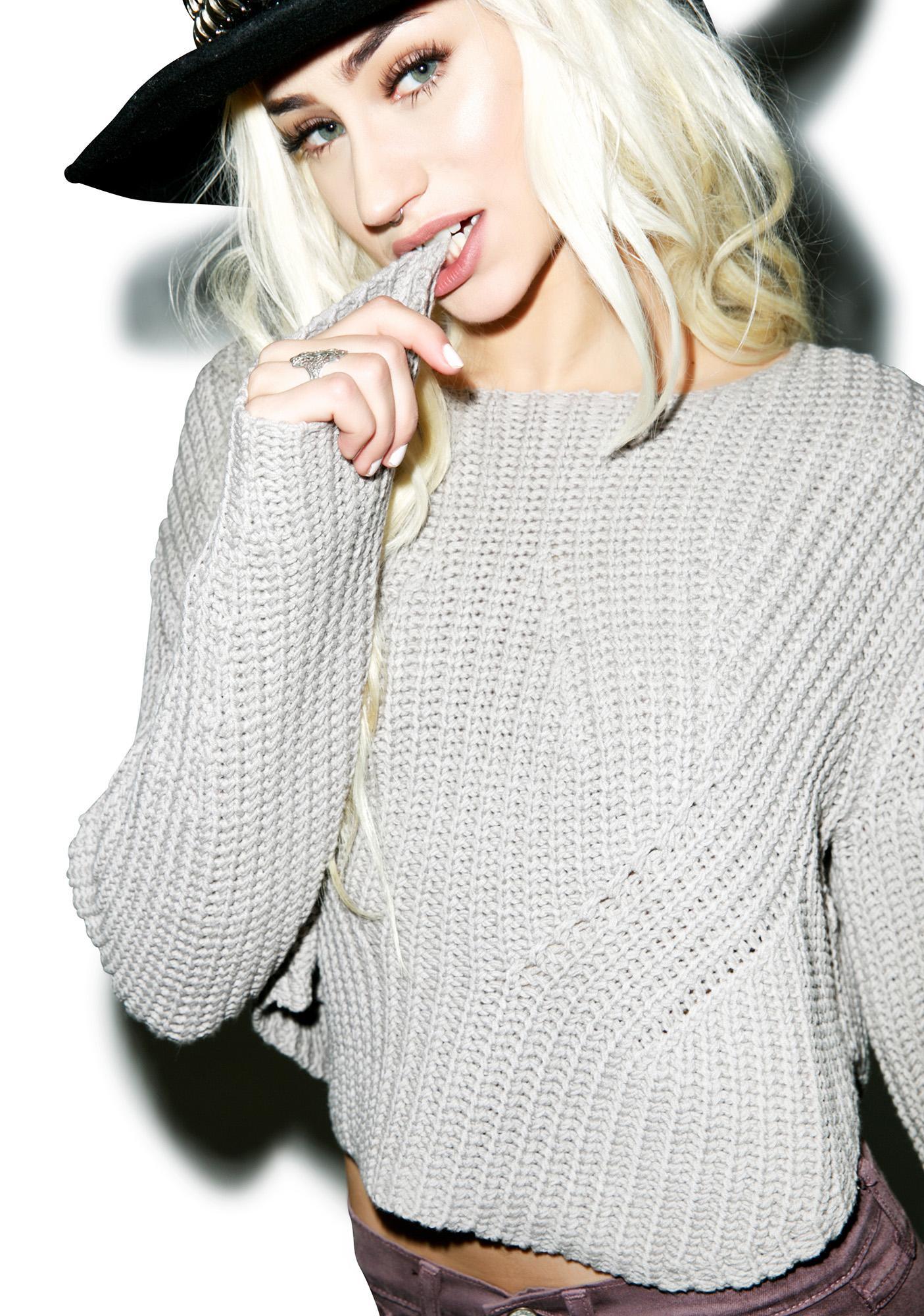 Somedays Lovin Shelter Sweater