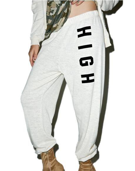 High Easy Sweats