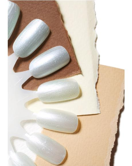 Seashell Dress Nail Polish