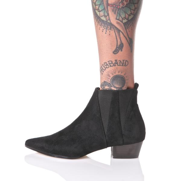 Spellcraft Ankle Booties