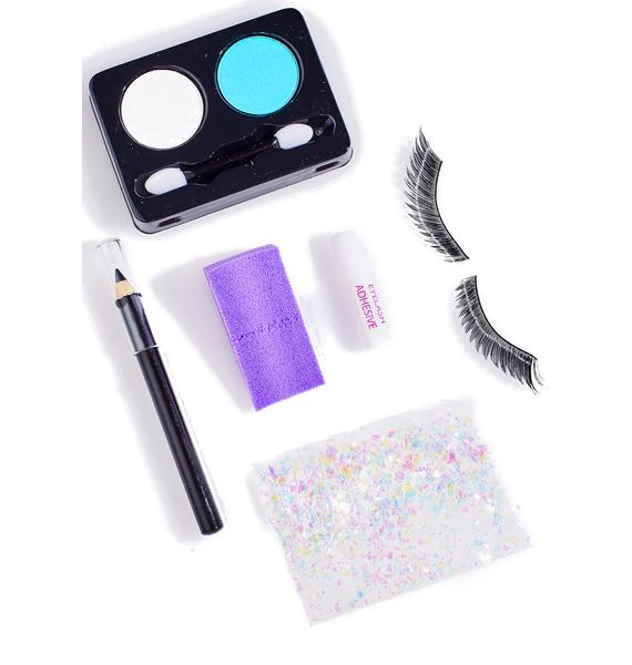 Mermaid Gaze Makeup Kit