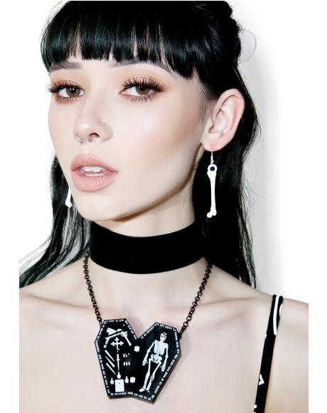 Femur Fever Earrings