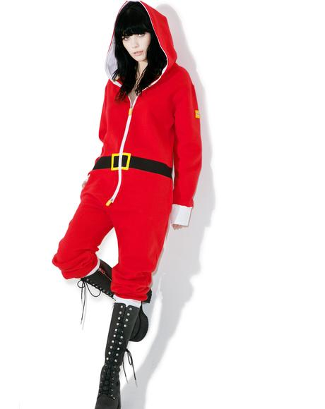 Santa Jumpsuit