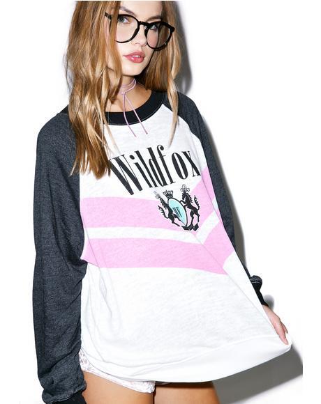 Wildfox Academy Kim's Sweater