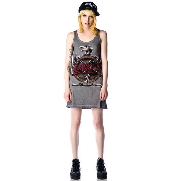 Disturbia Slacker Tank Dress