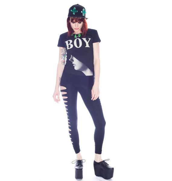 Joyrich Androgynous Boy Tee