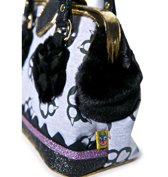 Irregular Choice Pad Around Handbag