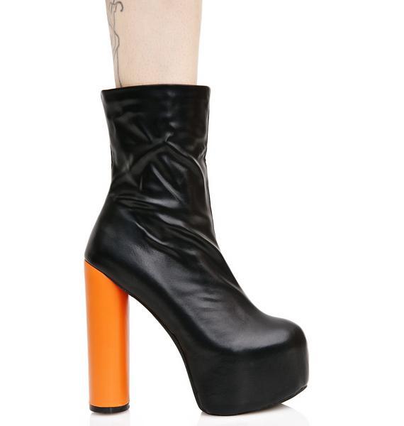 Public Desire Jessa Chunky Boots