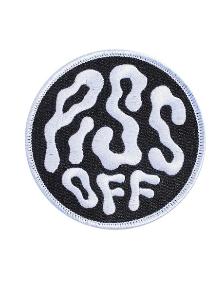 Piss Off Embroidered Patch