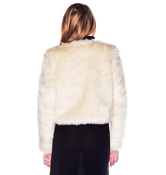 Seize Fur Jacket