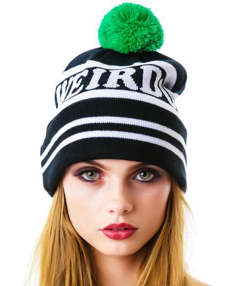 Weirdo Bobble Hat