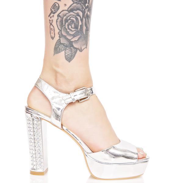 Glamorous Endless Admirer's Heels