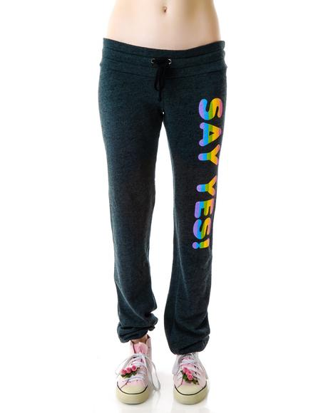 Say Yes Malibu Skinny Pants
