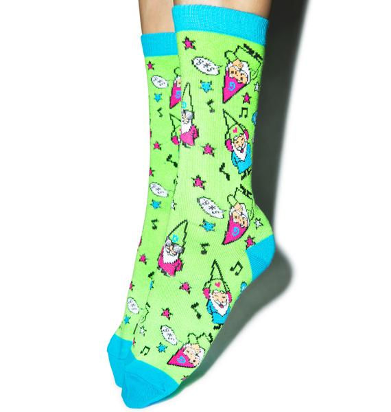 Gnome Socks