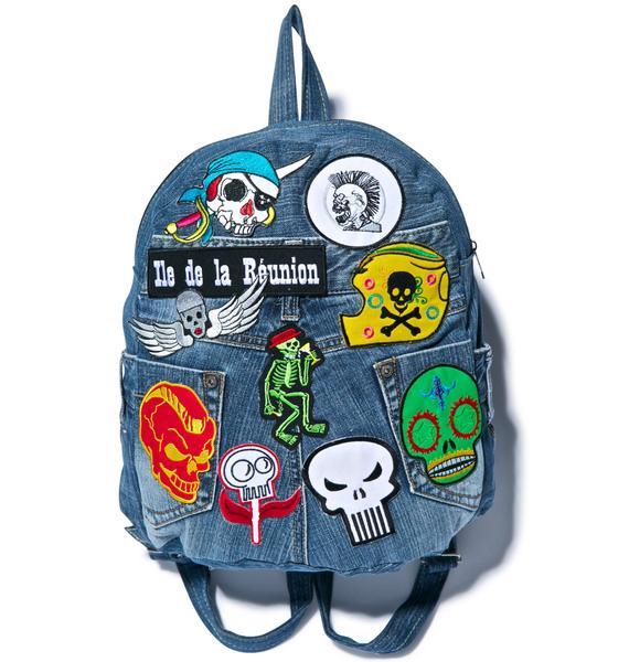 Take My Skull Backpack