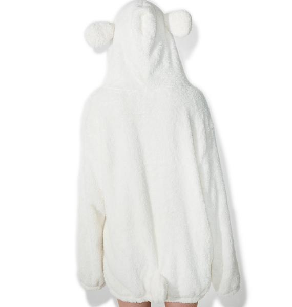 Counting Sheep Fuzzy Hoodie