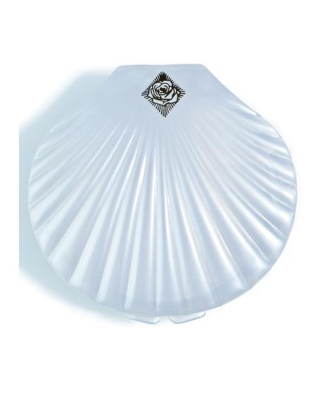 Shell Compact Mirror