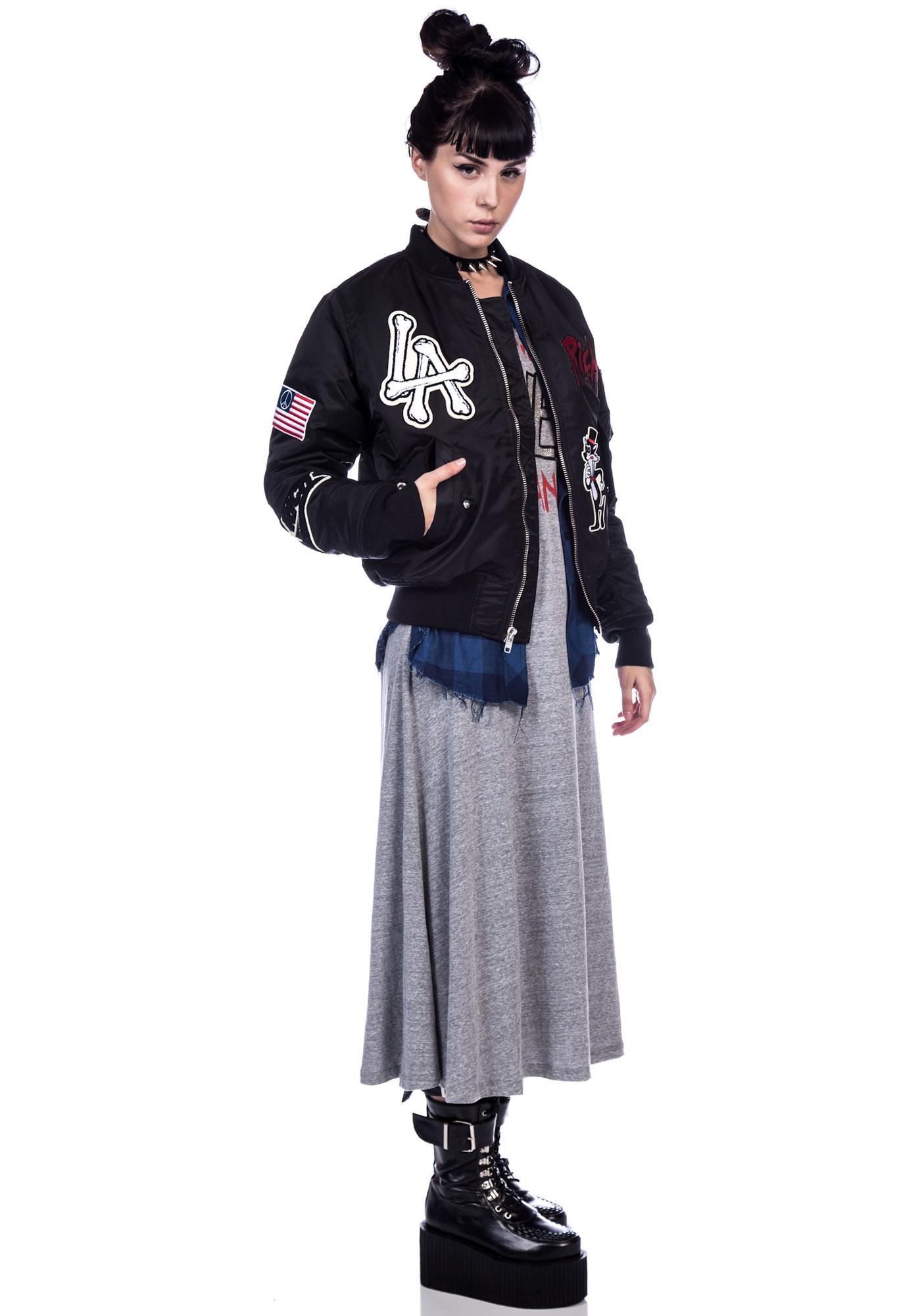 Joyrich Outdoor Patch Jacket