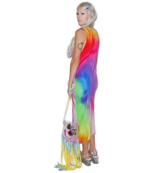 Killstar Bast Maxi Dress