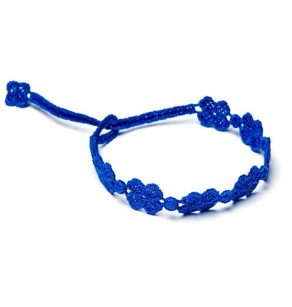 Cruciani Quadrifoglio Bracelet
