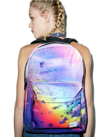 Rainbow Clouds OG Backpack