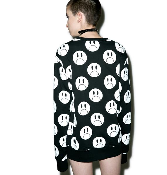 Killstar Sad Sweatshirt
