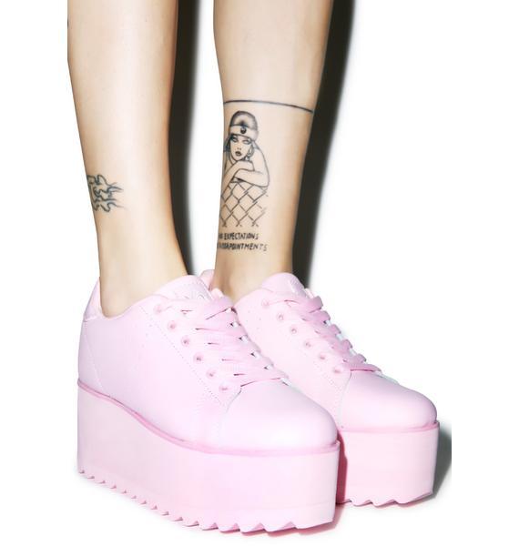 Y.R.U. Lala Platform Sneakers