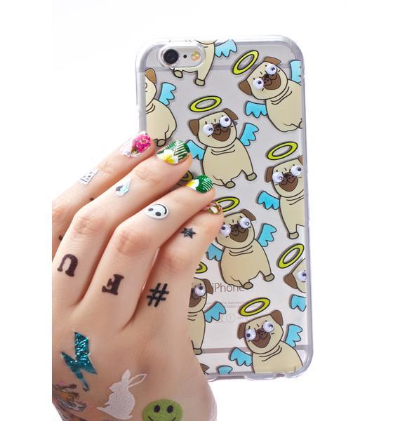 Skinnydip Googly Pug iPhone 6/6+ Case