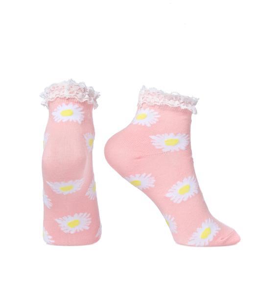 Daisy Fields Socks