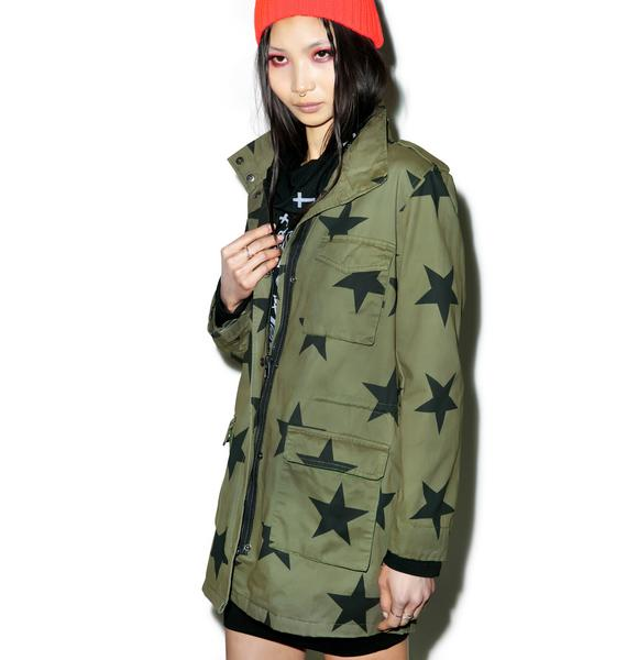 Stars Army Jacket