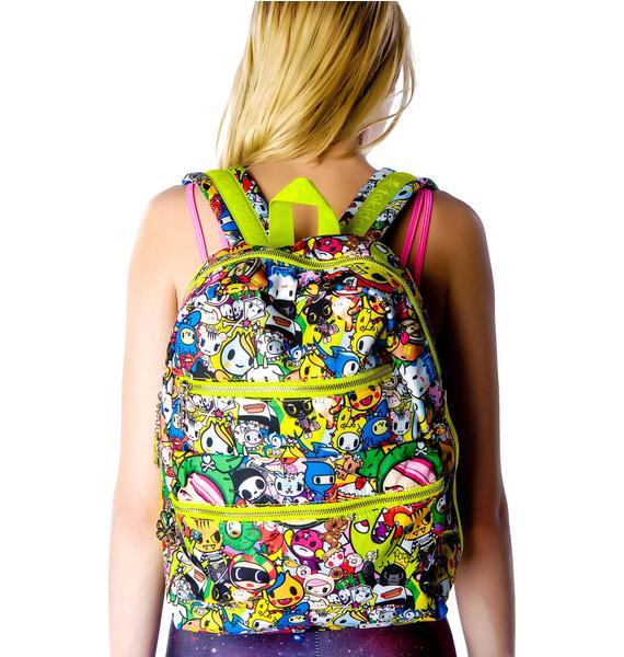 Tokidoki Oyama Backpack