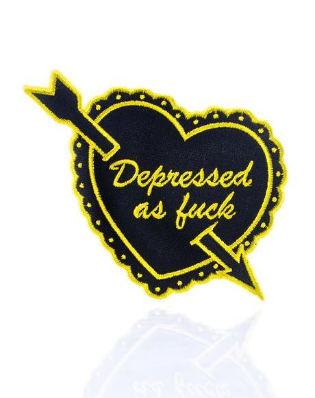 Depressed AF Patch