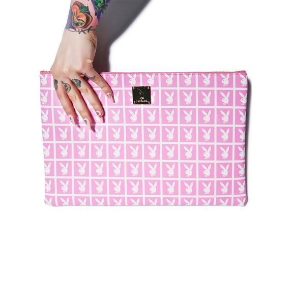 Joyrich X Playboy Panel Clutch Bag