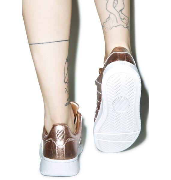 K-SWISS Classic VN Aged Foil Sneaker
