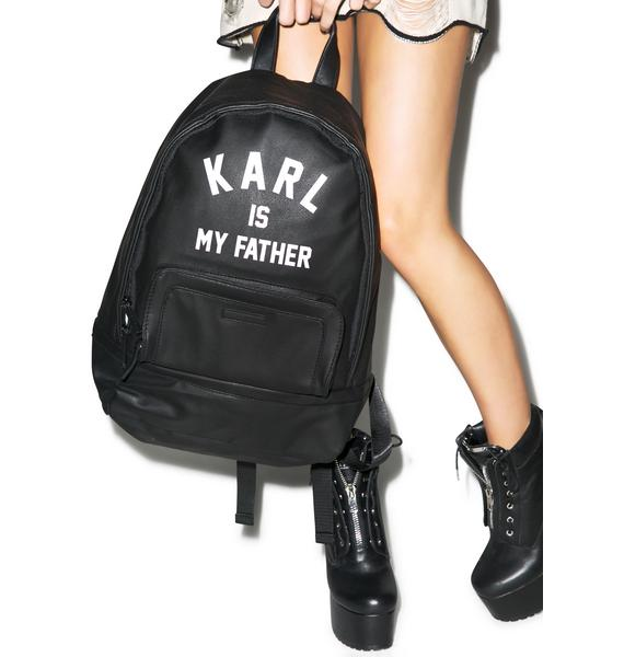ELEVENPARIS Glimmer Karl Backpack