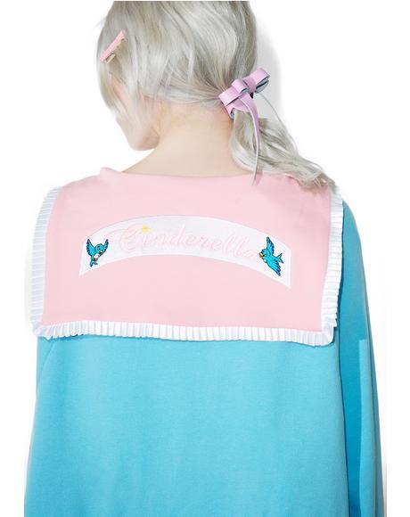 X Disney Cinderella Sweater Dress