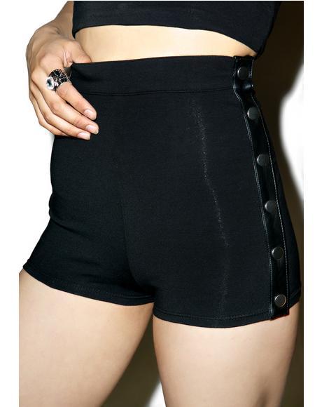 Oh Snap! Shorts