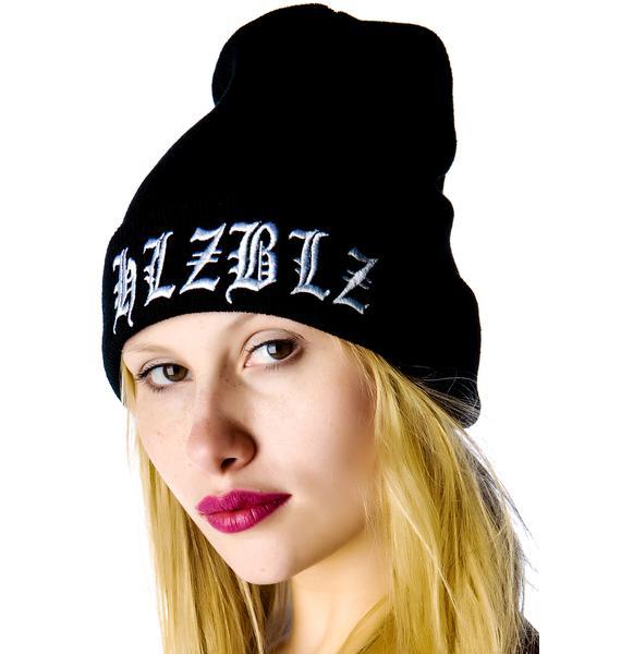 Hellz Bellz x Belle of the Brawl Orale Beanie
